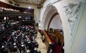 Crónica Parlamentaria: Van con todo contra la MUD