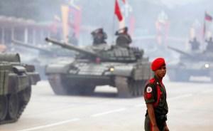Fuerza Armada Nacional lleva más de un mes sin su comandante en jefe
