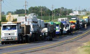 Vehículos de carga pesada podrán transitar sin restricción