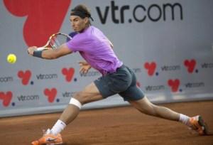 Rafael Nadal pierde ante Zeballos la final del ATP de Viña del Mar
