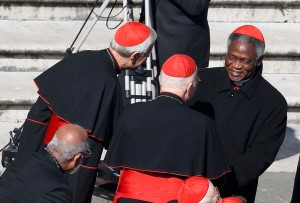 Uno de ellos puede ser el próximo Papa (Fotos)