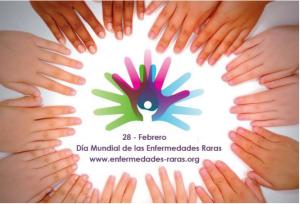 Este jueves se conmemora el Día Mundial de las Enfermedades Raras