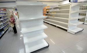 Ministro de Alimentación estima resolver el desabastecimiento en 60 días