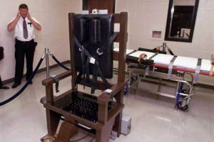 El Senado de Carolina del Sur aprobó el fusilamiento y la silla eléctrica como métodos de ejecución
