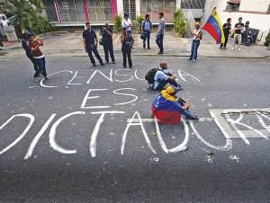 CNP Guayana: El régimen disfraza vías no democráticas para perseguir a medios y periodistas