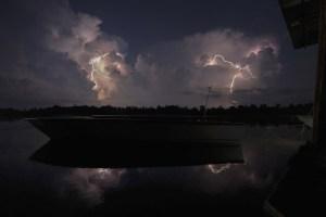 El Relámpago del Catatumbo, la tormenta eterna de Venezuela (Fotos)