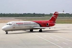 Aserca Airlines ofrece conexión directa desde Puerto Ordaz, Valencia, Barquisimeto y Maracaibo hacia Aruba