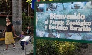 Parque Bararida en Barquisimeto, destino recreativo en Navidad