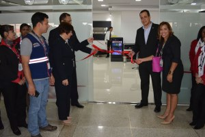 SBA Airlines reinauguró su exclusivo Salón VIP ubicado en Maiquetía (Fotos)