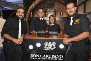 Explosión de sabores con Ron Carúpano