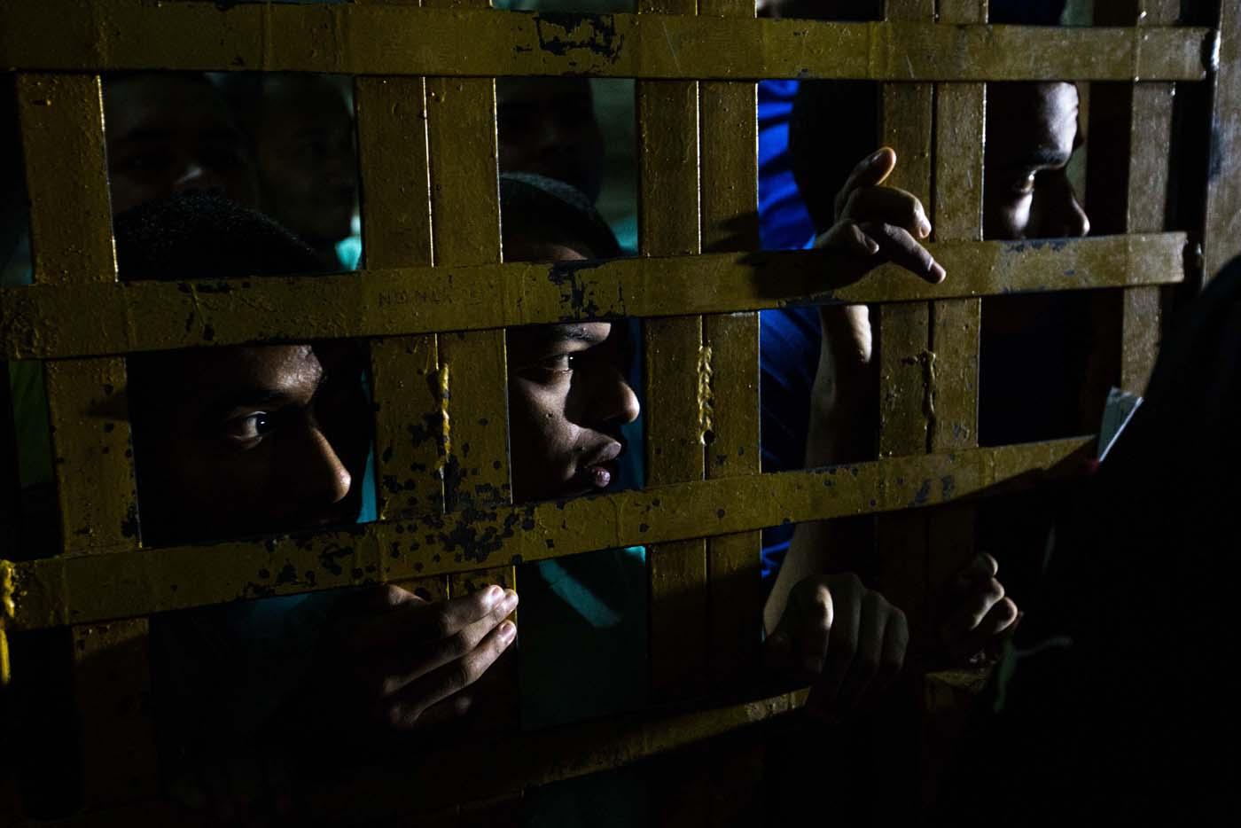 Muertes por desnutrición y tuberculosis siguen aumentando en las cárceles comunes de Venezuela