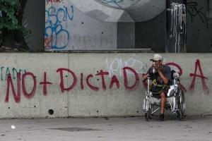 La tragedia que viven las personas con discapacidad en Venezuela (Fotos)