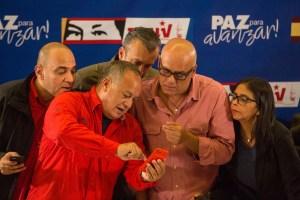 """Filtran documento del Psuv que evidencia presuntas alianzas con candidatos """"opositores"""""""