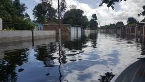 Alerta roja: Inameh pronosticó inminente desbordamiento del río Orinoco