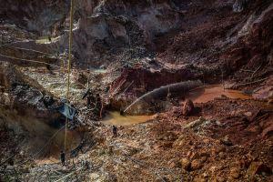 """Tamara Suju: Militares venezolanos, """"alquilados"""" por criminales para desalojar poblaciones indígenas cercanas a las minas"""