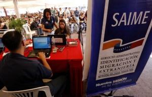 El Saime informó cuáles son las oficinas habilitadas para la jornada de cedulación