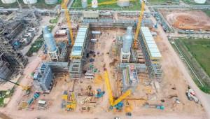 Refinería de Puerto La Cruz reinició producción tras paralización por falla eléctrica
