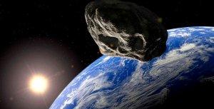 Un pequeño asteroide podría impactar contra la atmósfera el #2Nov