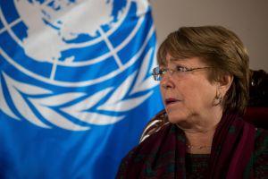 Bachelet teme que surjan enfrentamientos en Perú tras las elecciones