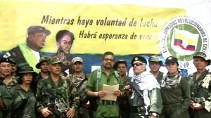 """Reactivaron circular roja de Interpol contra alias """"Iván Márquez"""", cabecilla guerrillero"""