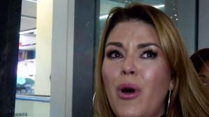 Alicia Machado informa que su hermano fue asesinado en Maracay