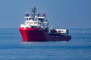 Barco Ocean Viking avistó una decena de cadáveres en el Mediterráneo