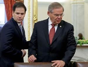 Senadores bipartidistas de EEUU presentaron una resolución para rechazar el show electoral de Maduro