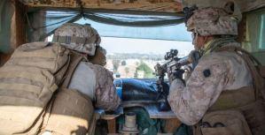 Tres misiles impactaron en aeropuerto de Bagdad, donde hay una base militar de EEUU