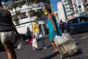 Casos de Covid-19 en Venezuela siguieron en ascenso, con Caracas a la cabeza