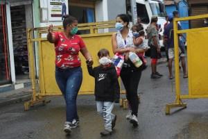 Régimen chavista levantó toque de queda en los municipios fronterizos con Colombia y Brasil