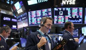 Wall Street termina en positivo optimista sobre plan de reactivación en EEUU