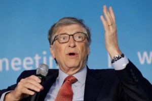 """La nueva """"profecía"""" de Bill Gates: Le puso fecha al final del coronavirus"""
