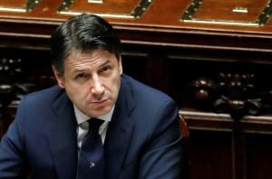 Dimite el primer ministro de Italia, Giuseppe Conte