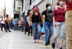 Venezuela sobrepasó los 102 mil contagios por coronavirus, según el régimen chavista