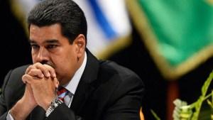 El régimen de Nicolás Maduro ya asumió su barranco