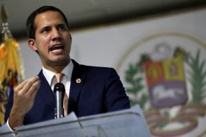 Juan Guaidó: Los venezolanos salen forzadamente de nuestro país porque ganan 2 dólares al mes