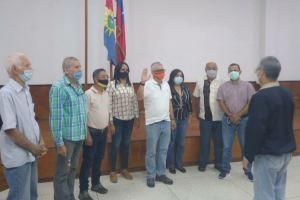 Alejandro Arzola designado coordinador regional del Frente Amplio Yaracuy (Fotos)