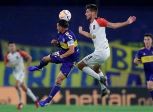 Caracas FC no pudo con Boca Juniors y jugará la Copa Sudamericana