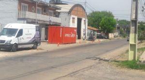 ¡Macabro! Metieron a siete personas en un contenedor y las dejaron morir en Paraguay (Fotos)