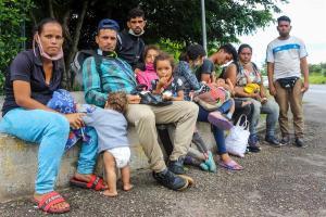 Asamblea Nacional pide ayuda internacional para atender a desplazados venezolanos