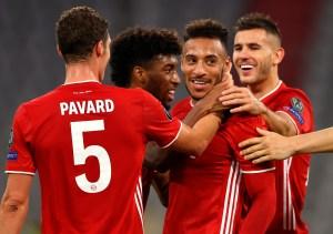 Bayern Múnich inició con goleada al Atlético de Madrid la defensa de su título europeo