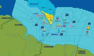 El descomunal potencial petrolero de la cuenca Guyana-Surinam