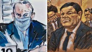 """""""El Chapo"""" Guzmán advirtió que no declarará en contra de """"El Padrino"""" Cienfuegos"""