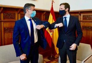 Pablo Casado pidió al Gobierno español que no acceda a la extradición de Leopoldo López