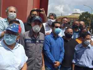 Encuentro Ciudadano: Se juramentó comando para la consulta popular en Carabobo