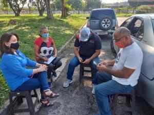 El municipio Libertador en Carabobo se prepara para participar en la Consulta Popular