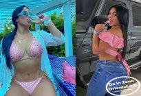 Revelaron identidad del narcotraficante que asesinó a la influencer Pinky Curvy