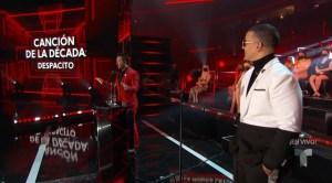 """""""Despacito"""", reconocida como la canción latina de la década por los Premios Latin Billboard 2020"""
