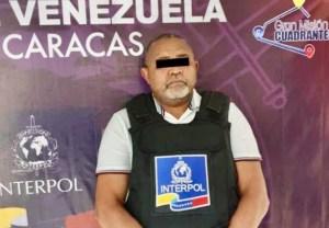 """Capturan en Caracas al narcotraficante Eustacio Cirilo Córdova; presunto líder del cartel """"Los Maureles"""""""