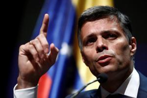 Leopoldo López: De Holmes Trujillo recibimos siempre un inmenso apoyo a la causa de la libertad de Venezuela